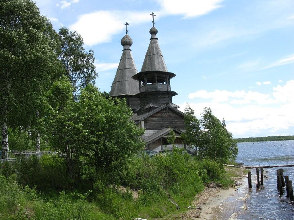 Челмужи церковь Петра и Павла