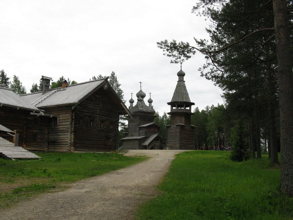 Музей Малые Корелы