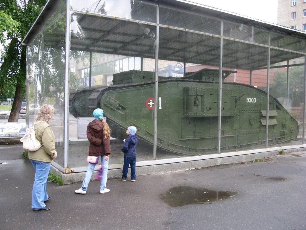 Английский танк Mark.V