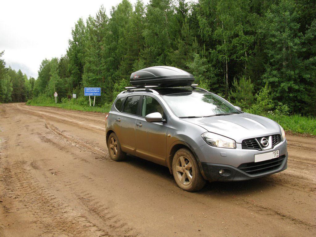 граница Кировской области