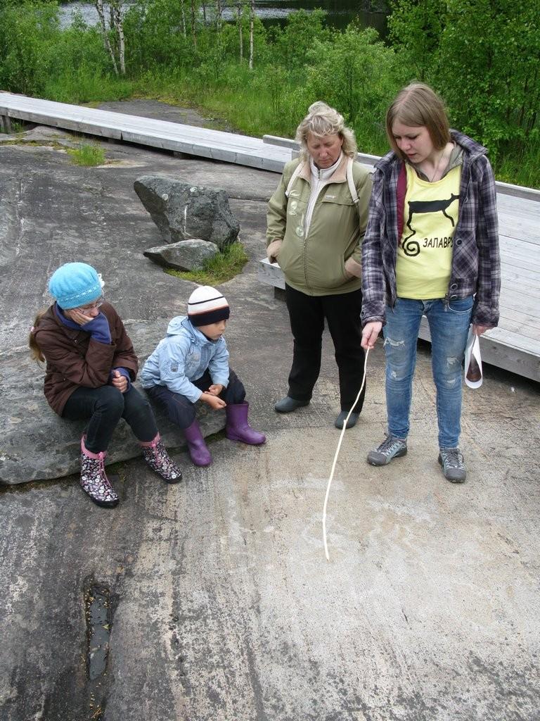 экскурсия каменное плато