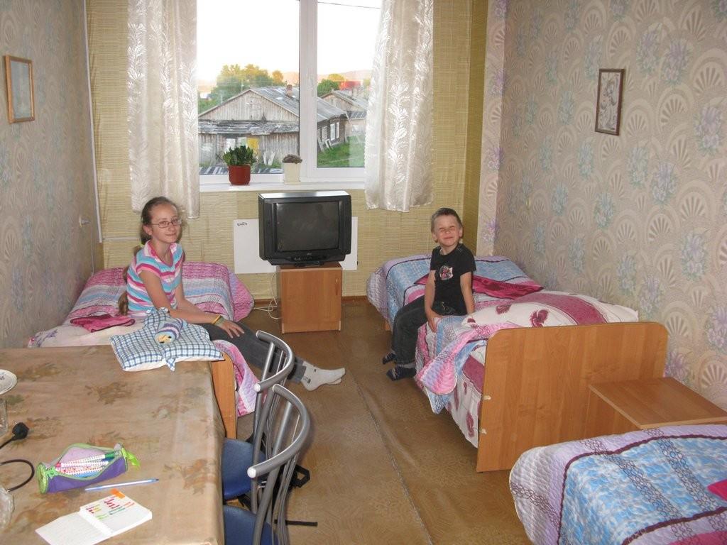 Гостиница в Умбе