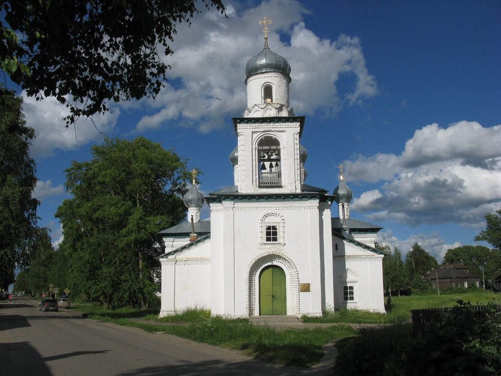 Каргополь церква