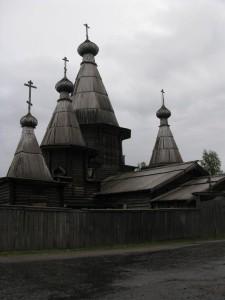 Кемь Успенский собор