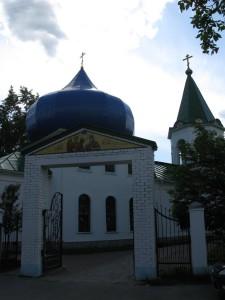 кола каменная церковь
