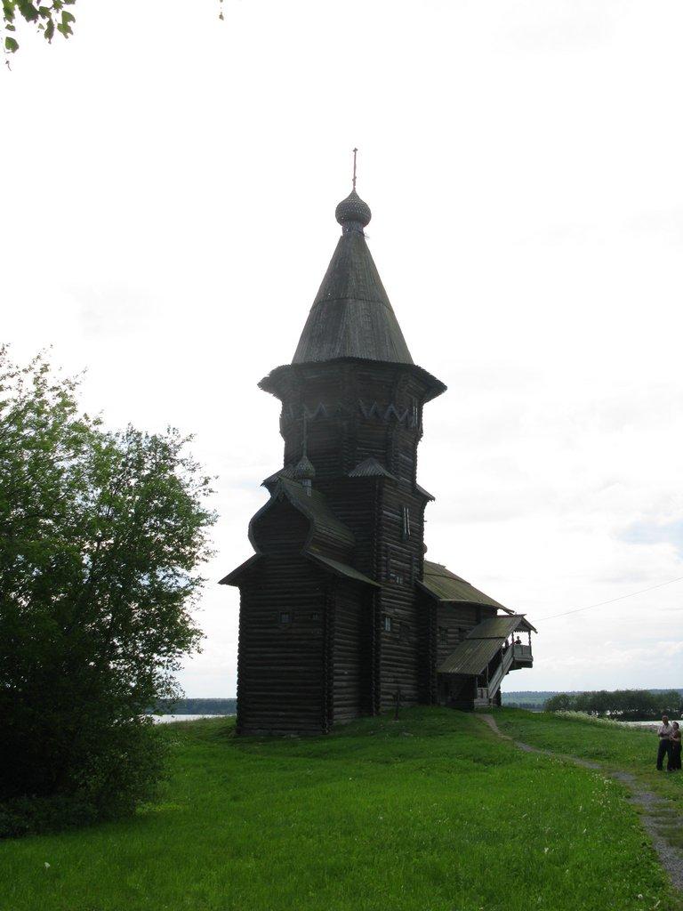 Кондопога Успенская церковь