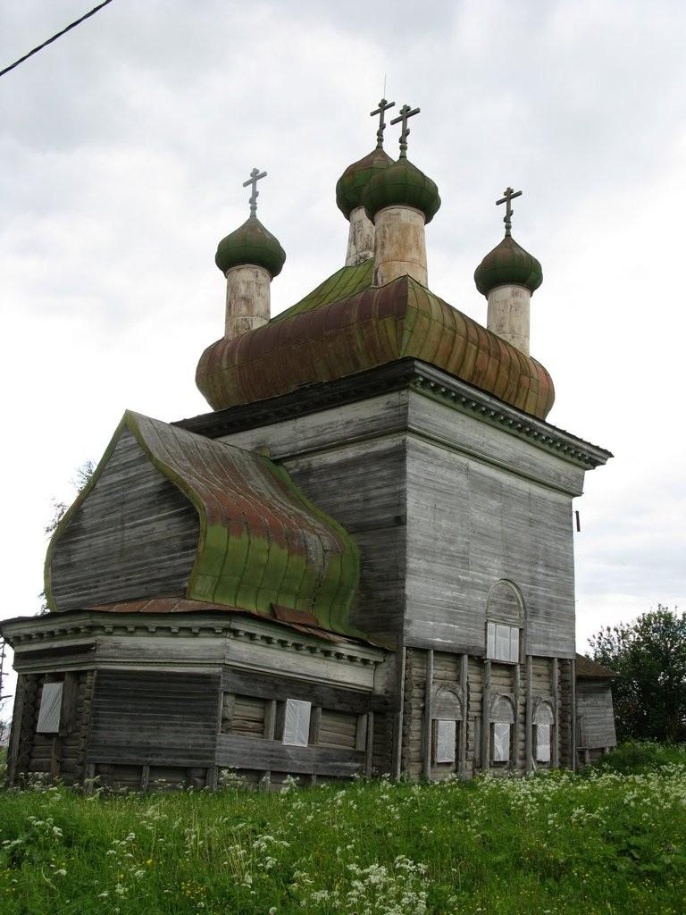 деревня Шелоховская