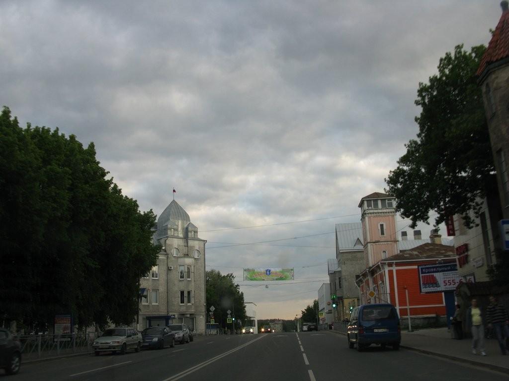 городок Сартавала