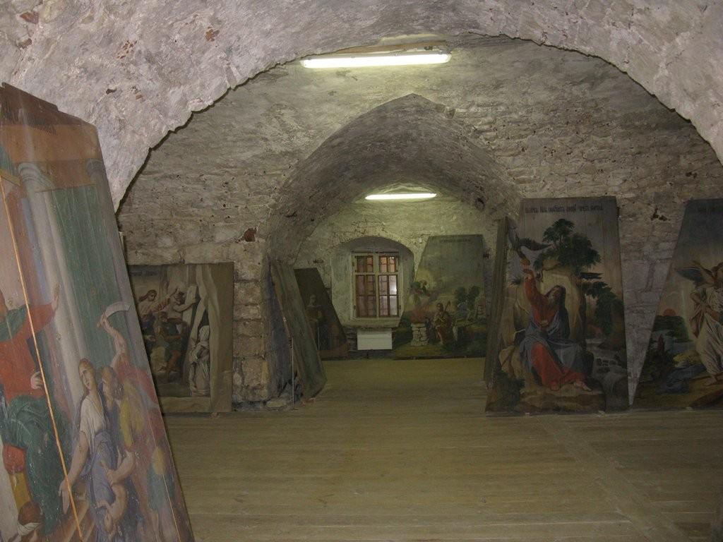Выставка церковной живописи