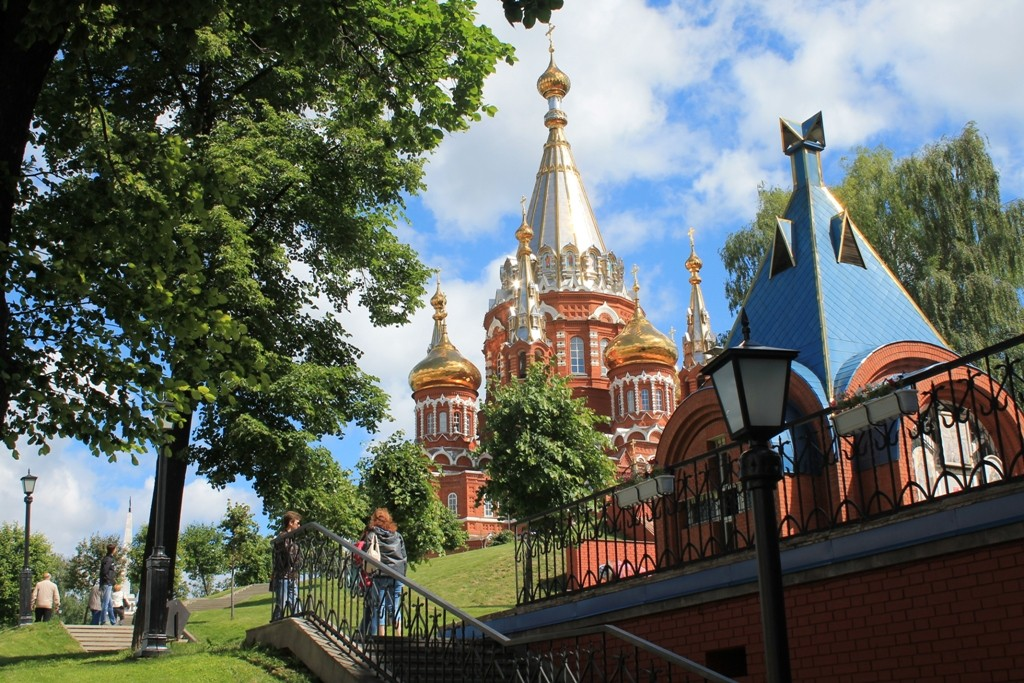 Ижевск Свято-Михайловский собор