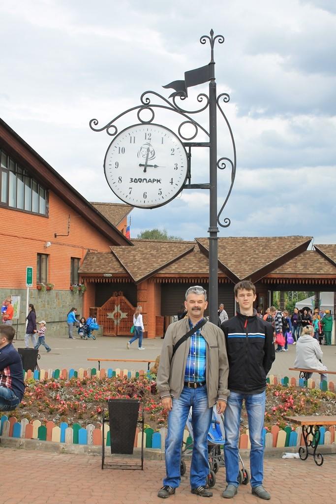 В Ижевском зоопарке