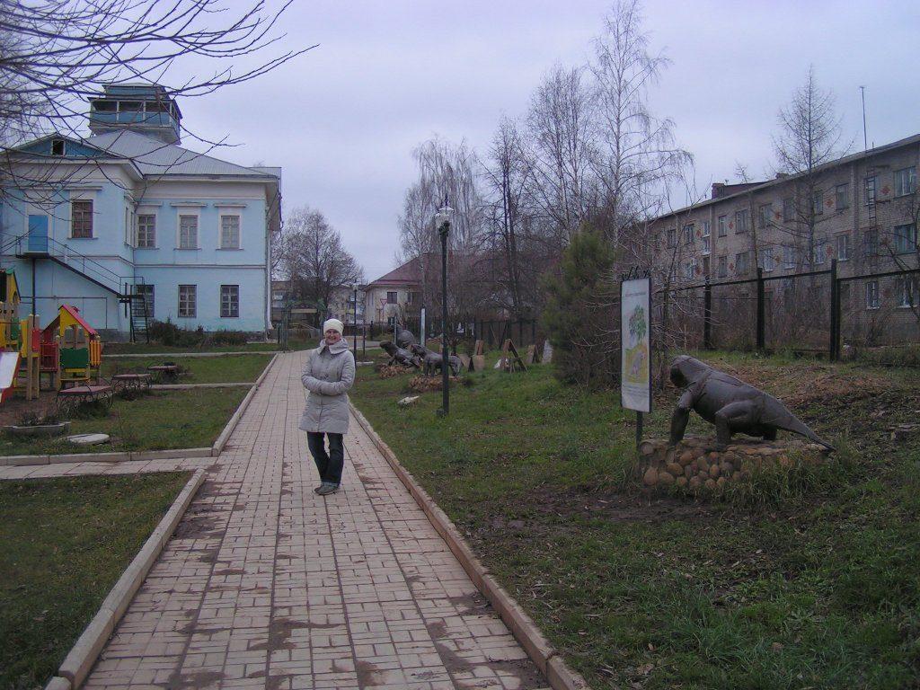 Очёр краеведческий музей