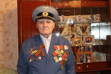 Ветеран войны дядя Толя