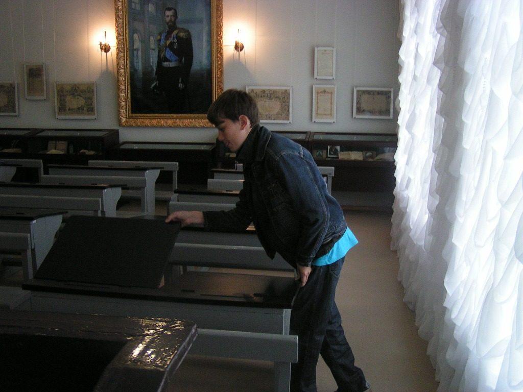 Чердынь краеведческий музей