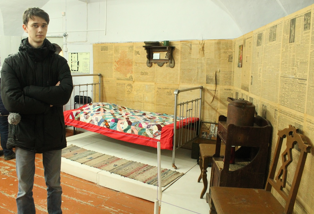 Интерьер рабочего общежития