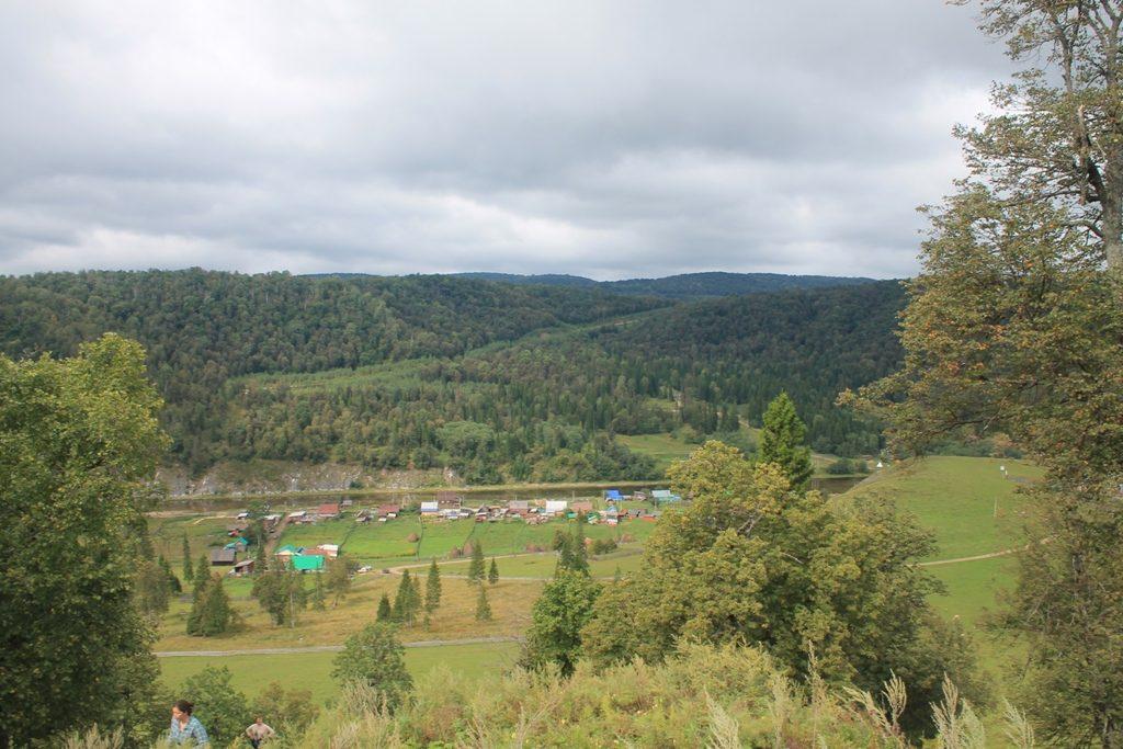 Деревня Толпарово