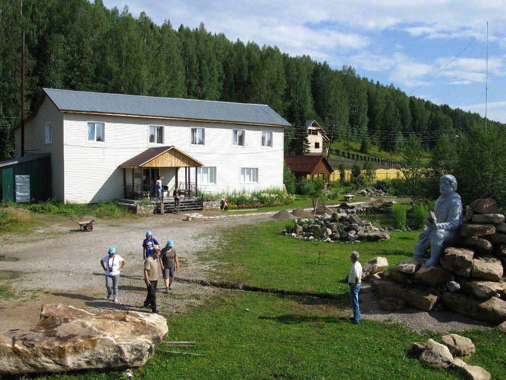 музей природы заповедника Вишерский