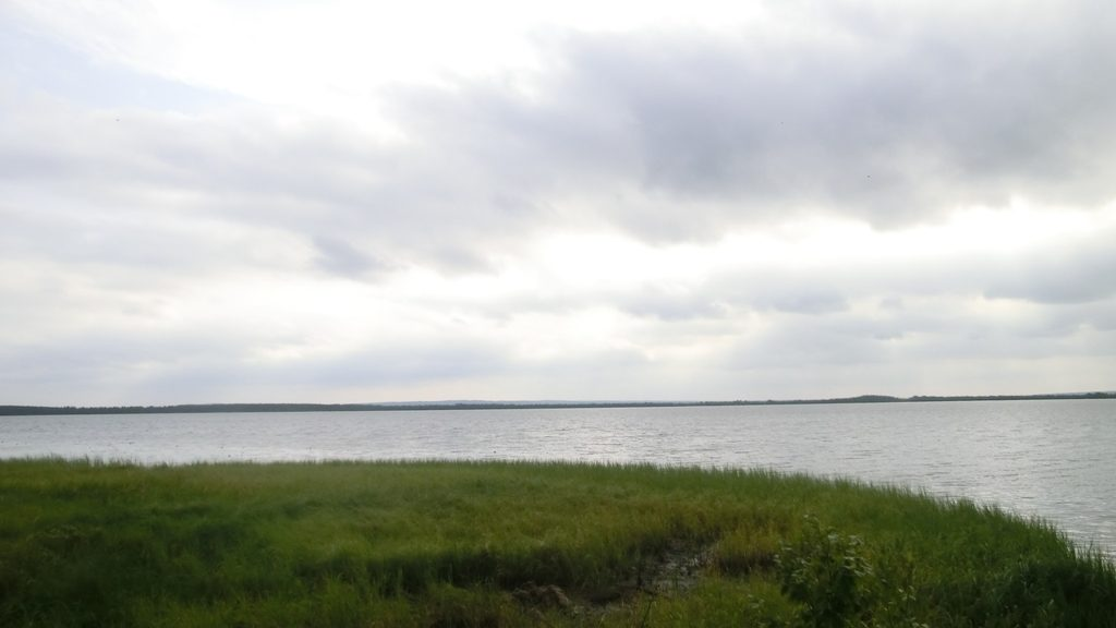 На озере Нюхти