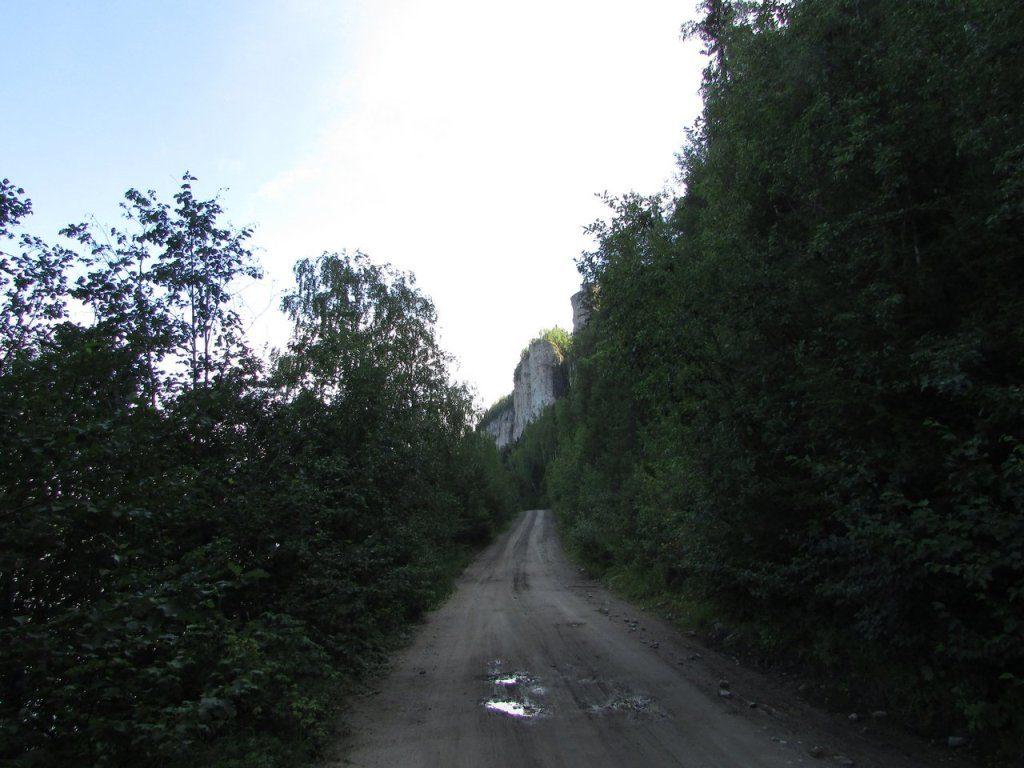Дорога к Ветлану