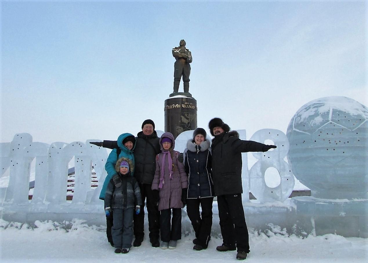 путешествие в зимние каникулы