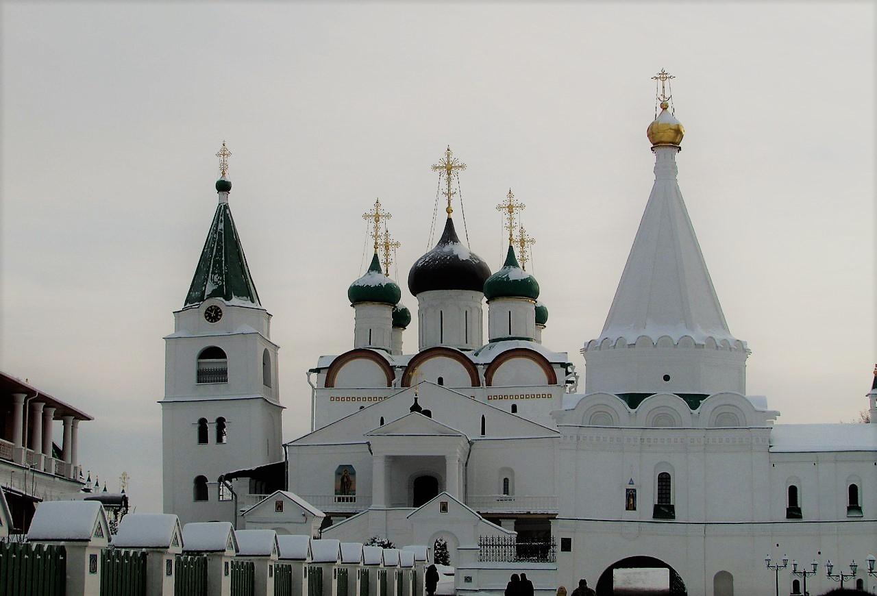 Вознесенский Печорский монастырь