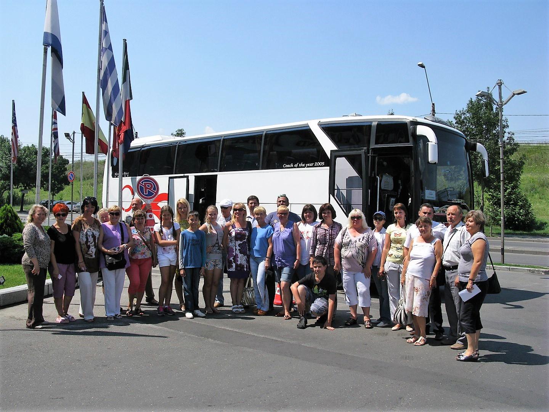 Экскурсионный автобусный тур