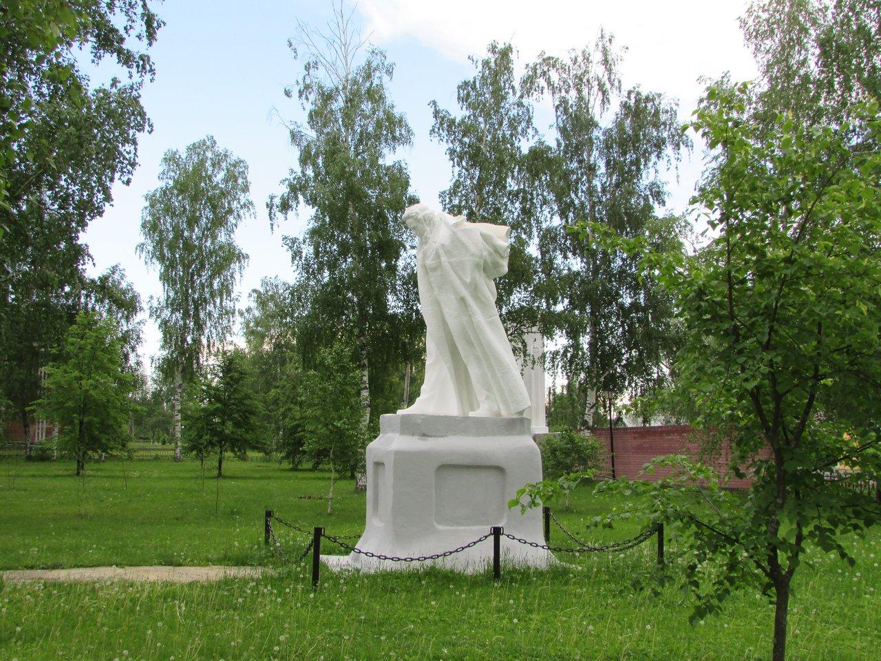 Задумчивый Пушкин