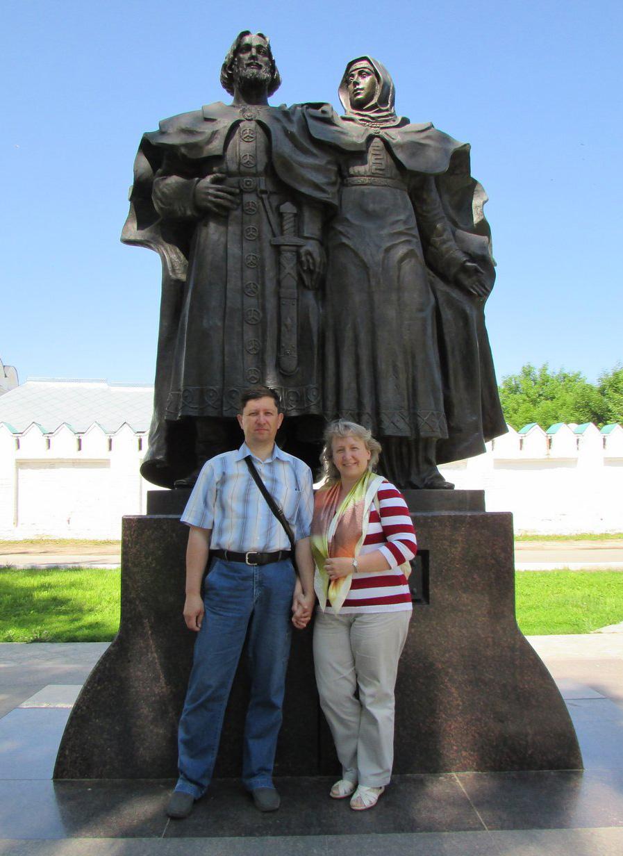 Муромские Петр и Февронья