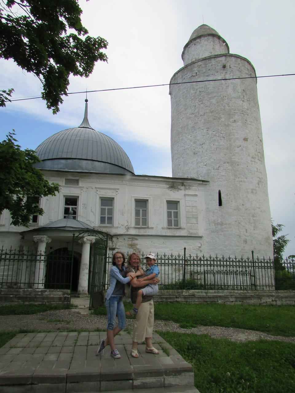 Ханская мечеть ныне музей