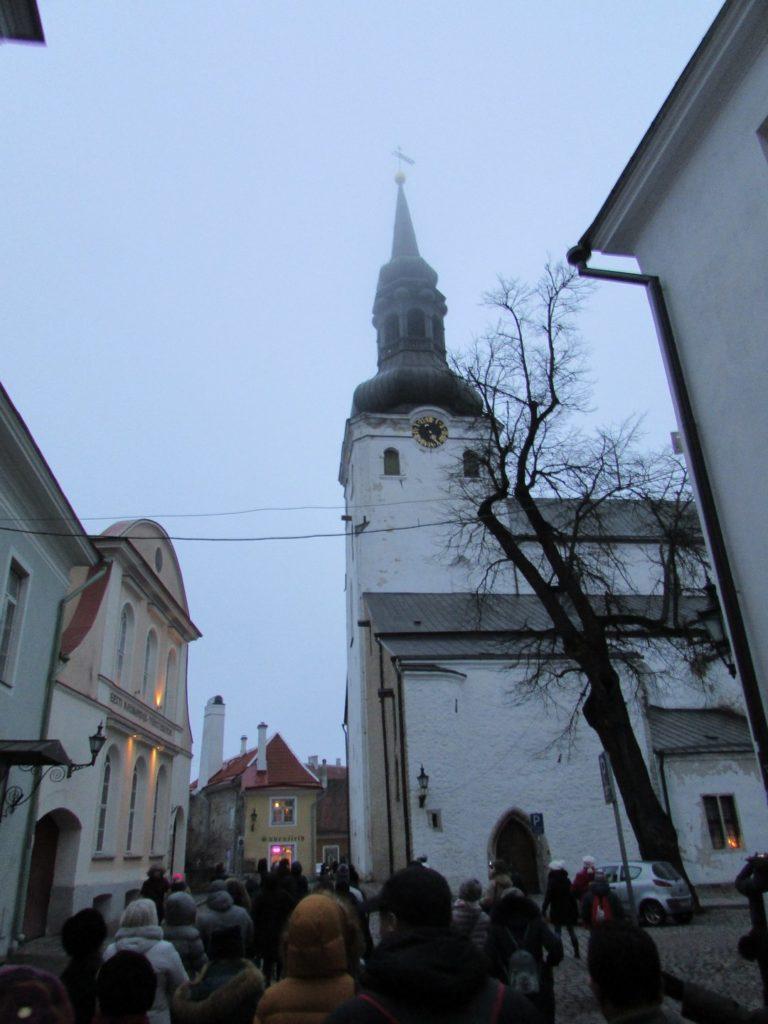 Домский собор Таллина