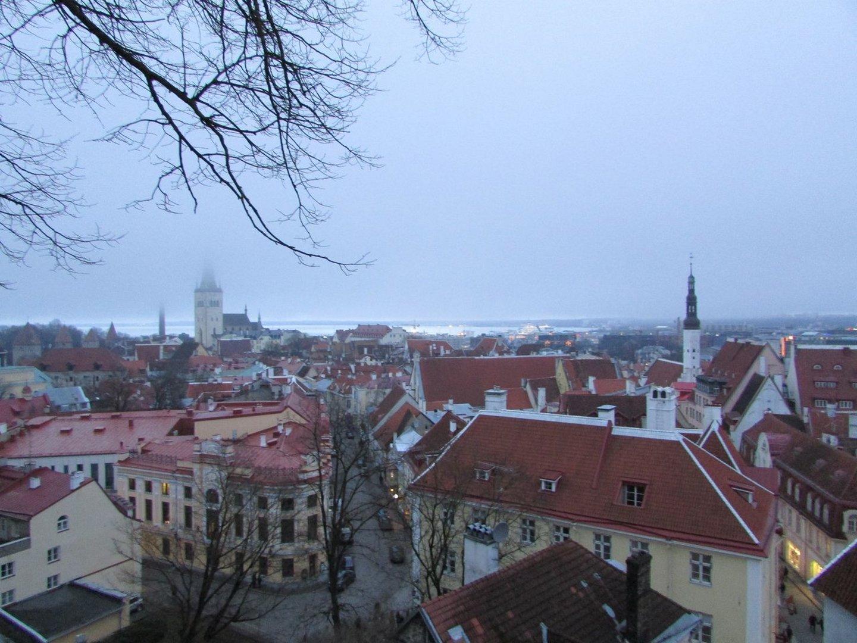 Крыши Нижнего города
