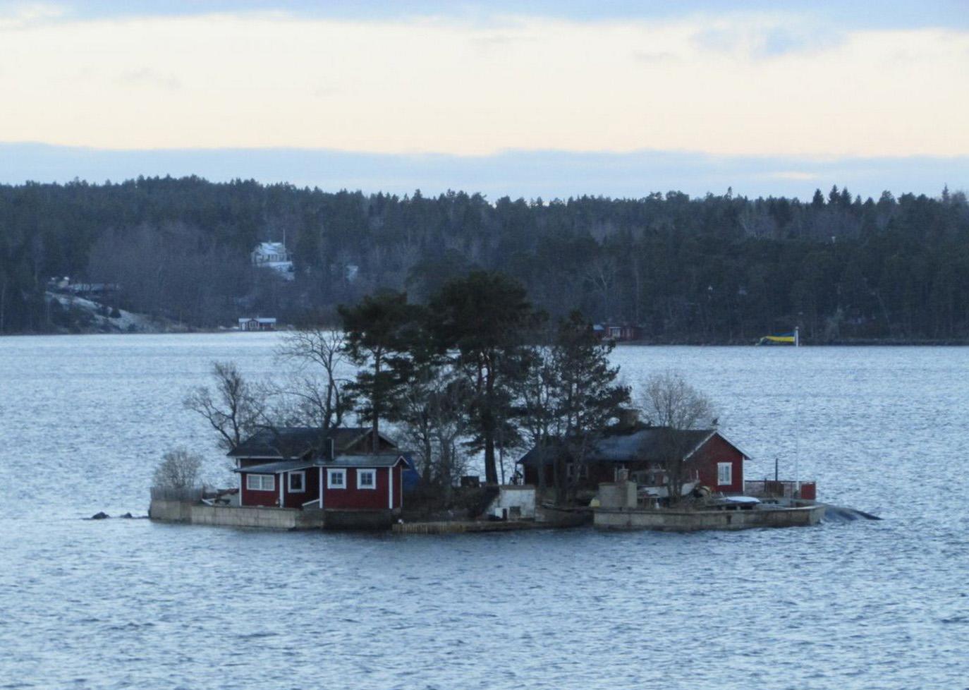 Обитаемый островок