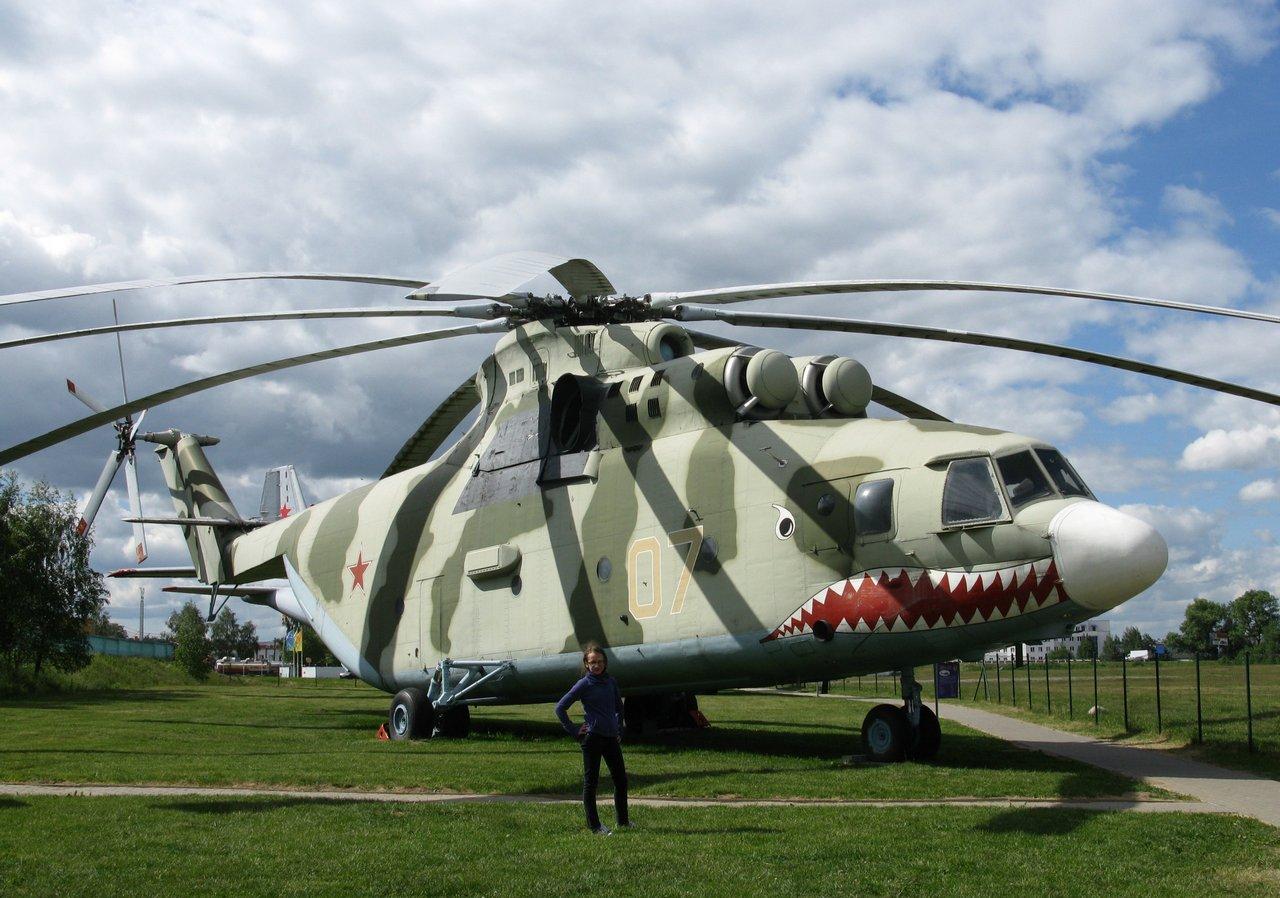 Гигант Ми-26
