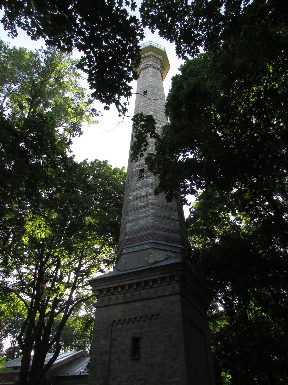 Смотровая башня