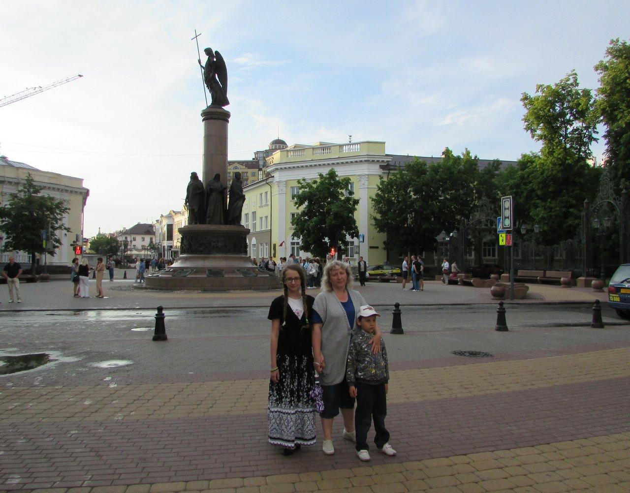 Памятник 1000-летию Бреста