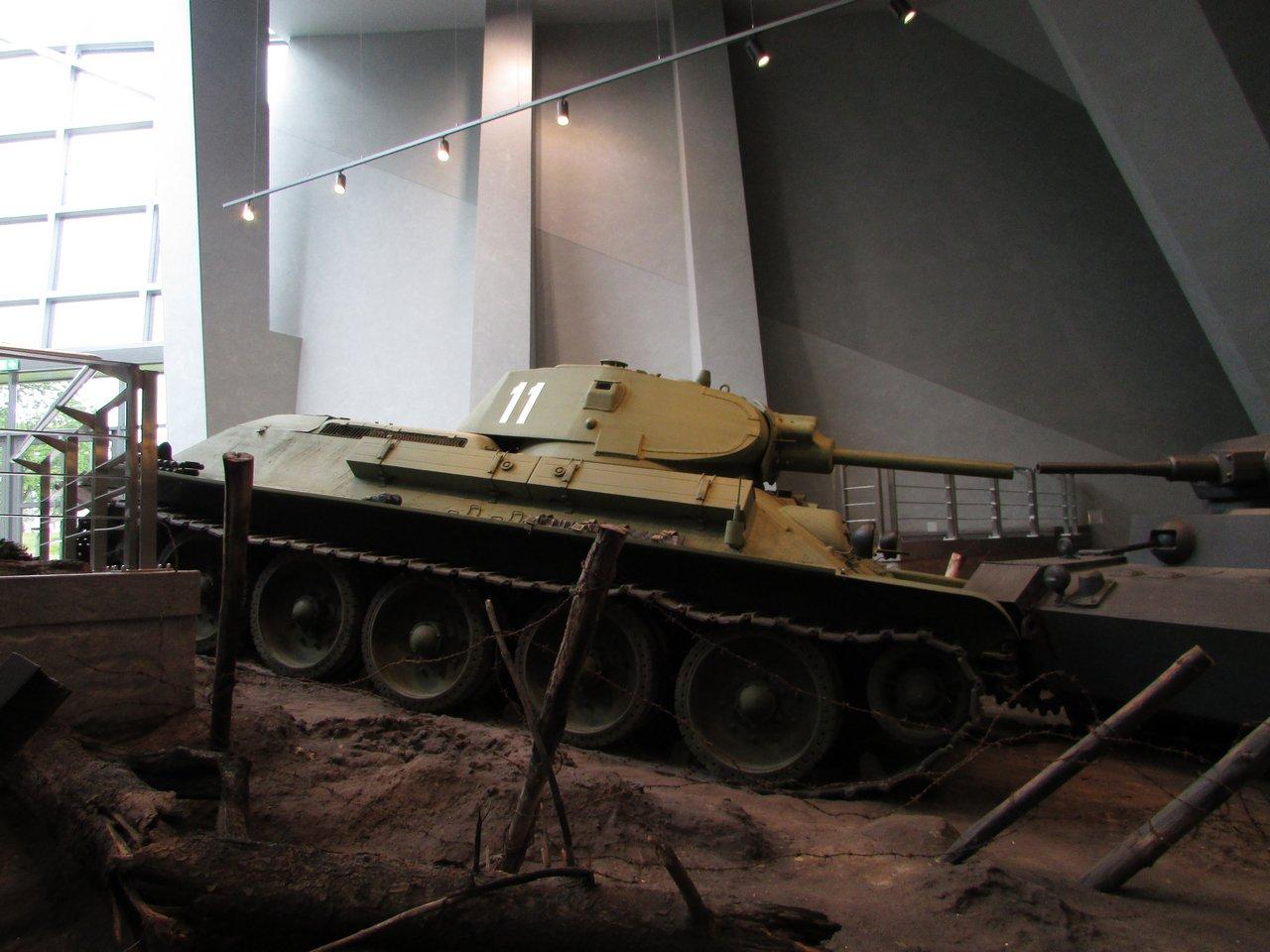 Т-34 обр.1940 г.