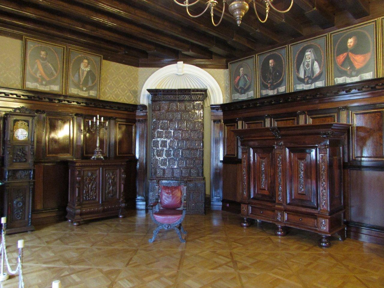Каминный зал