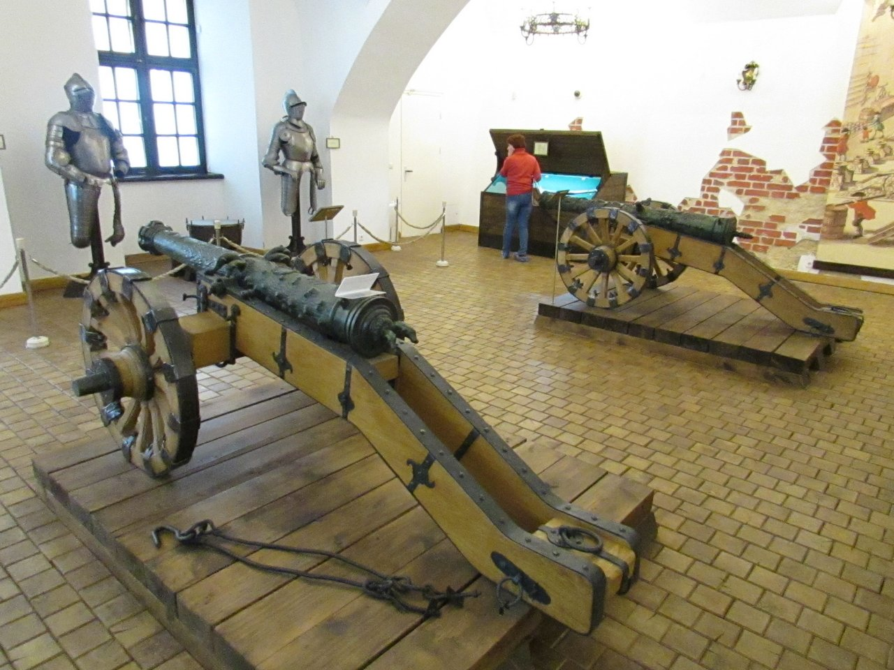 Замковый арсенал