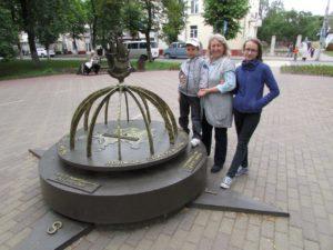 Поездка в Полоцк - центр Европы