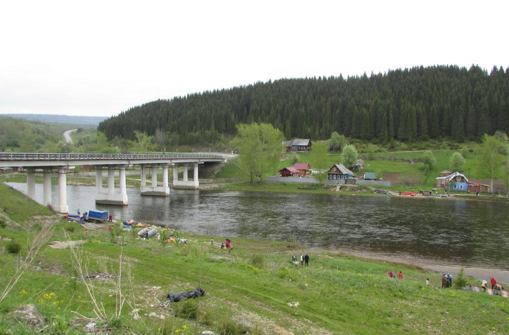 Мост через Усьву