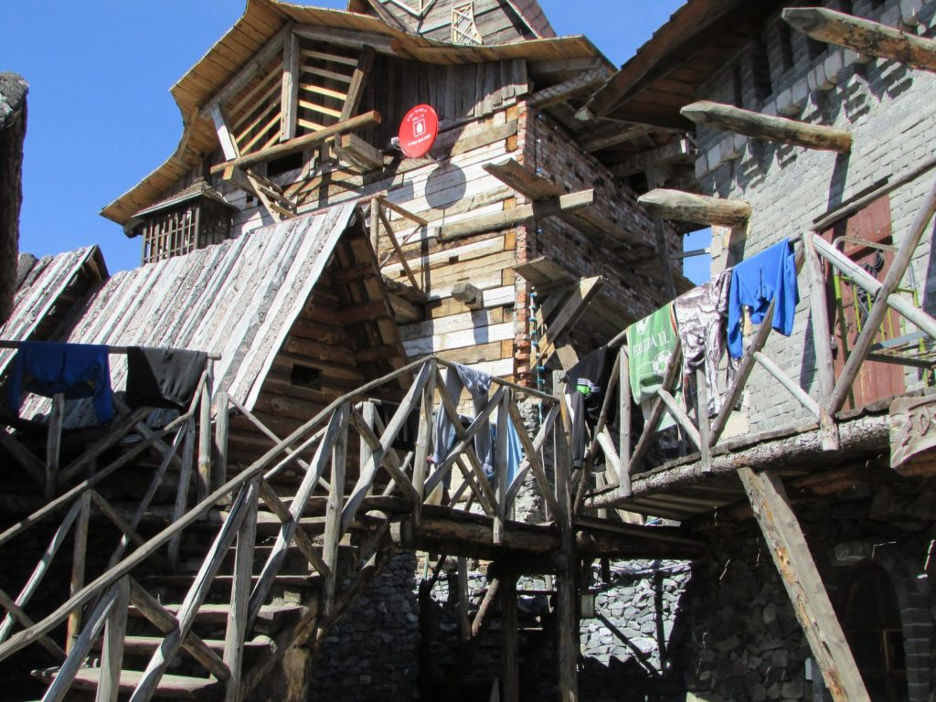 Быт средневековых туристов