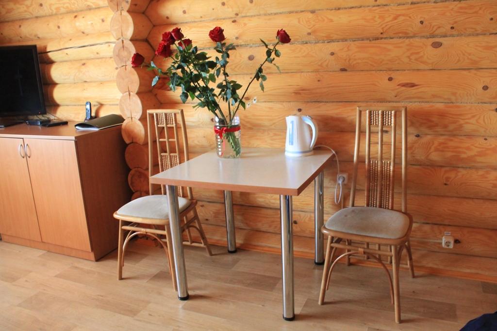 Мебель в номере таунхауса