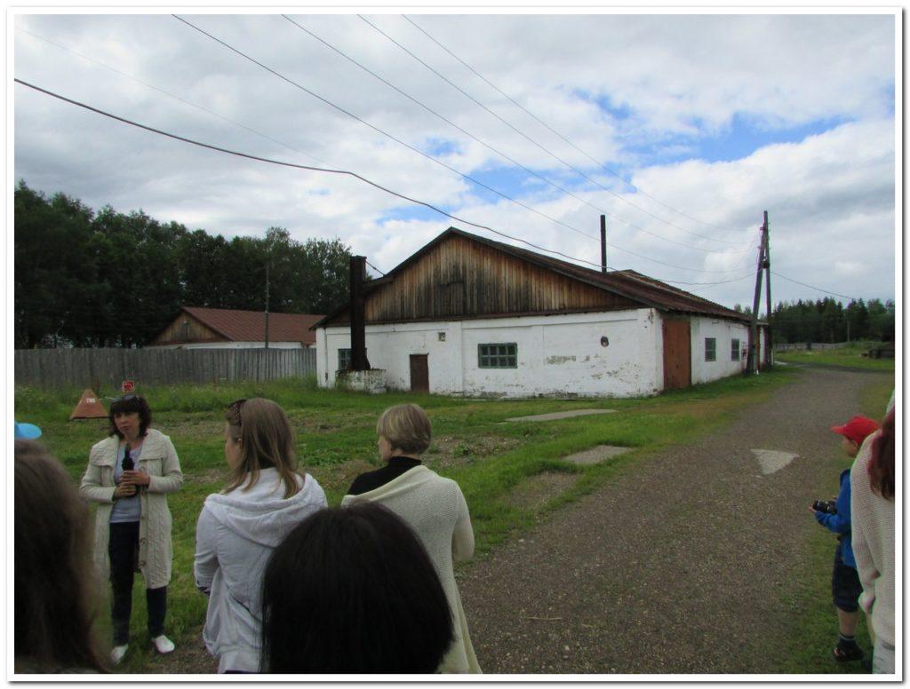 Здание мастерской на пром.зоне
