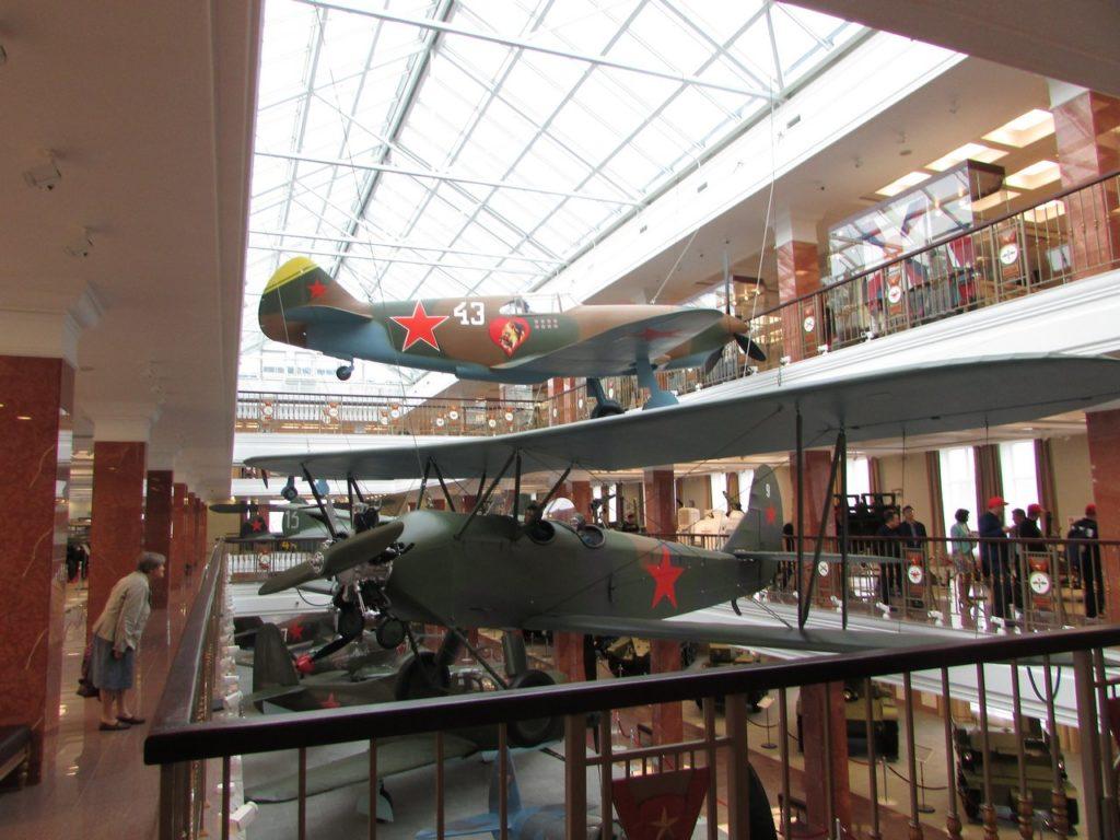 В здании музея