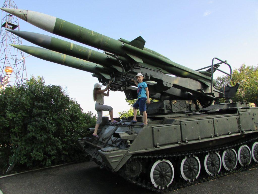 Зенитная ракетная установка