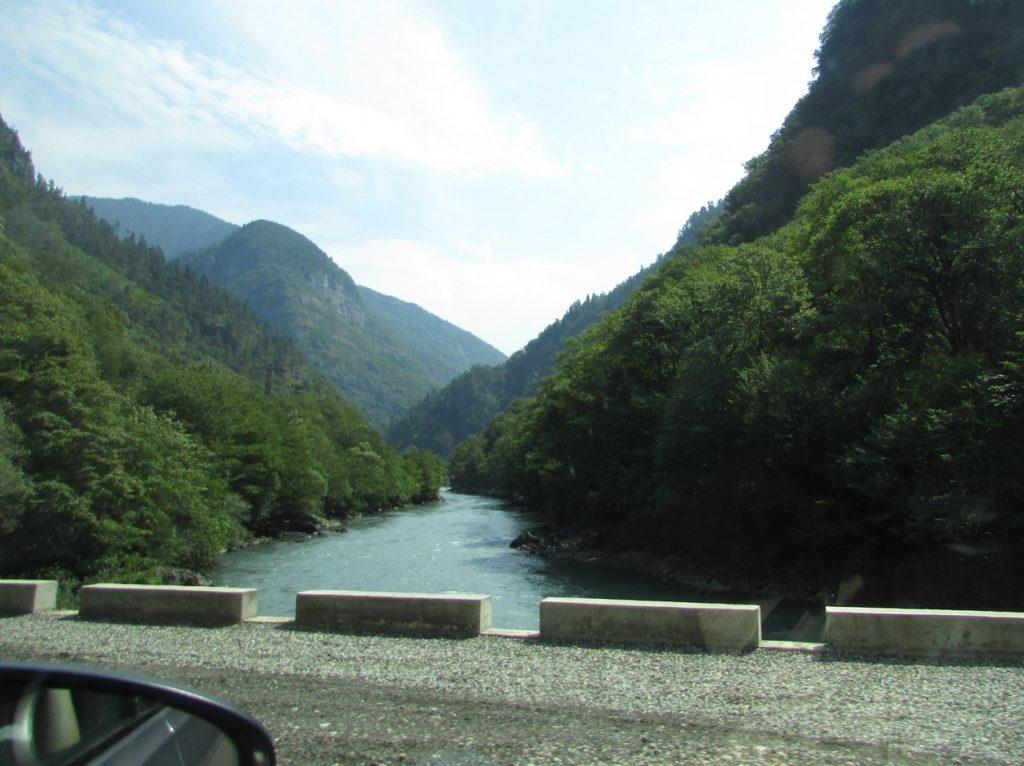 Речка Бзыбь