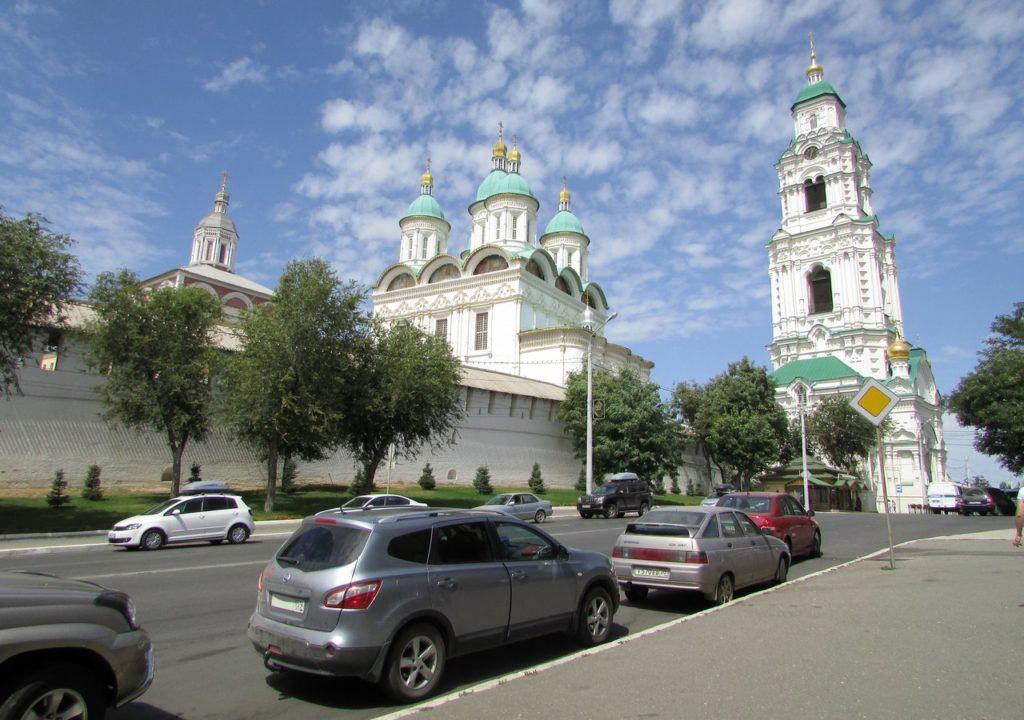 От Астраханского кремля до казахского Атырау