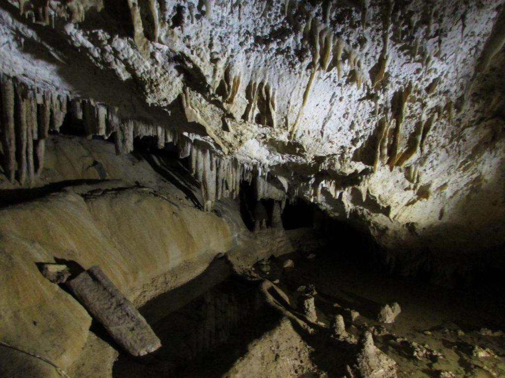 Уголок пещеры