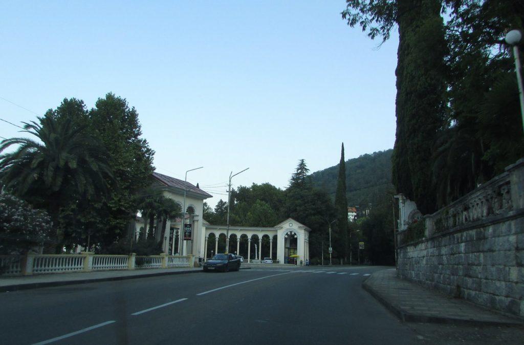 До свидания, Абхазия!