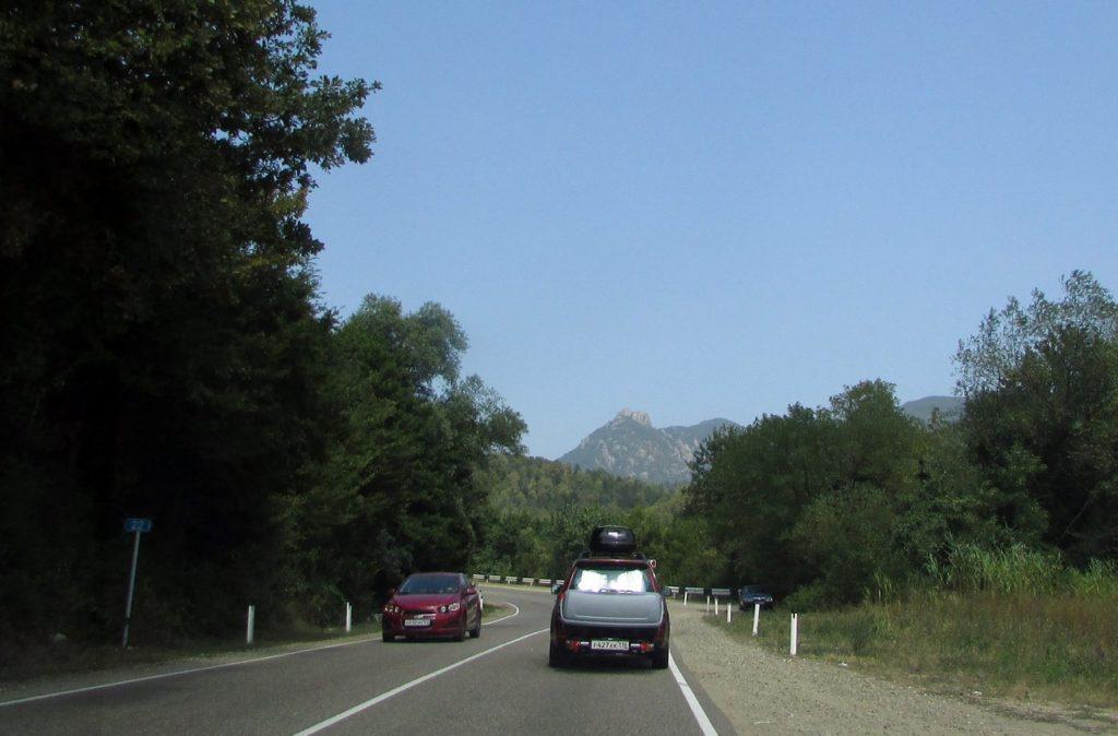 На дорогах Адыгеи